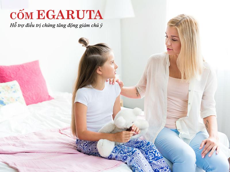 Trẻ tăng động rất giàu tình cảm và nhiệt tình